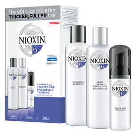 Nioxin-Trial-Kit-Sistema-6---Shampoo---Condicionador---Leave-in