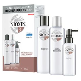 Nioxin-Trial-Kit-Sistema-3---Shampoo---Condicionador---Leave-in