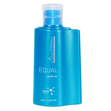 Creme Leave-in Mediterrani Equal - 60ml