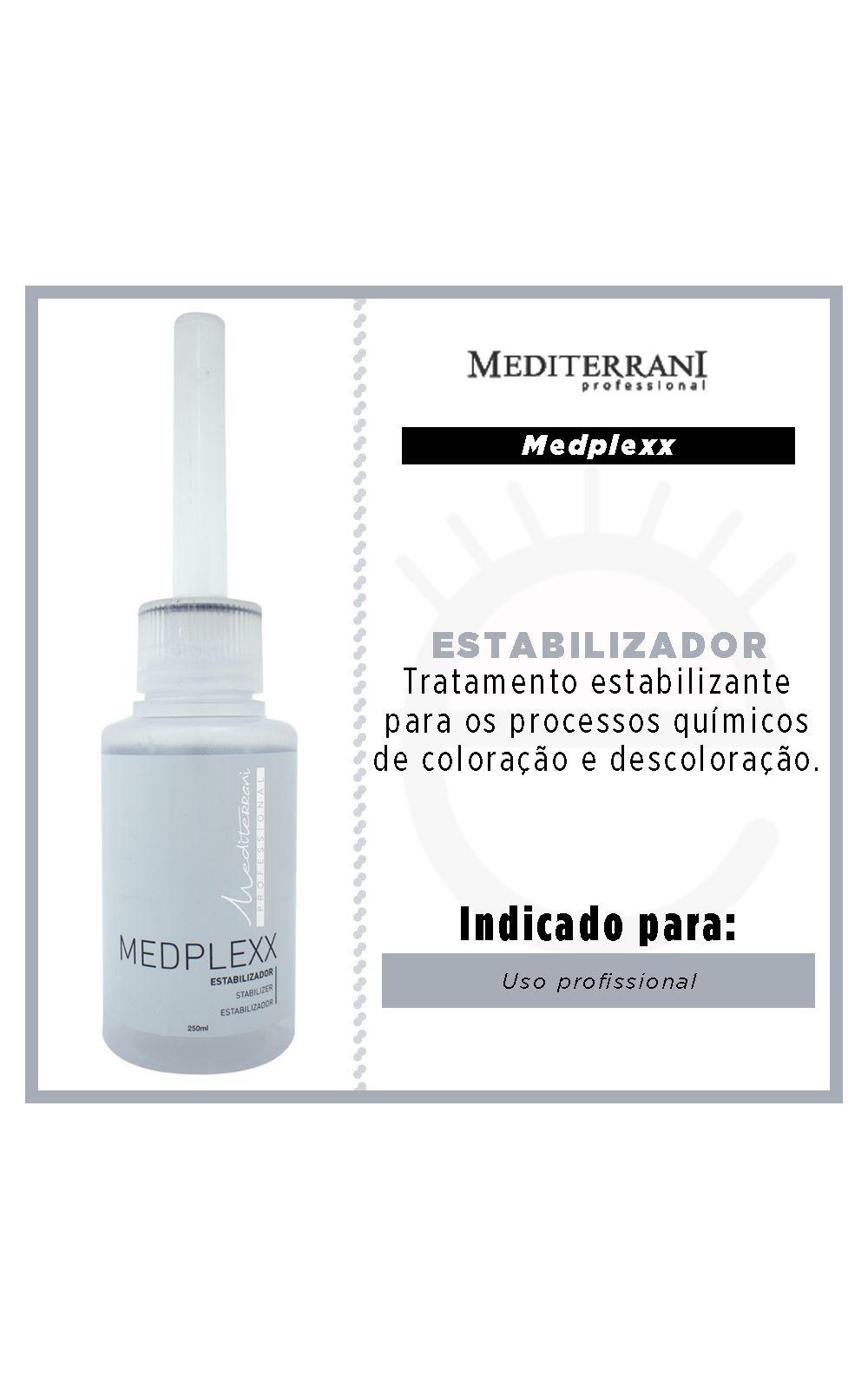 Foto 2 - Óleo Estabilizador Mediterrani - Medplexx - 250ml