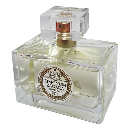 Limonum Zagara Nesti Dante Perfume Feminino -  Essence de Parfum - 100ml