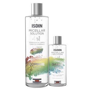 isdin-solucao-micellar-kit-agua-micelar-400ml-agua-micellar-100ml