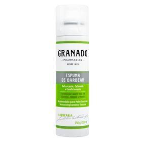 espuma-para-barbear-granado-barbearia-160ml