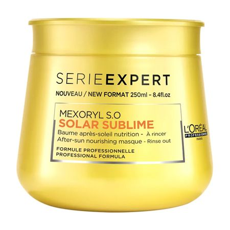 L'Oréal Professionnel Solar Sublime- Máscara de Tratamento - 250ml