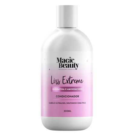 Magic Beauty Liss Extreme - Condicionador - 300ml