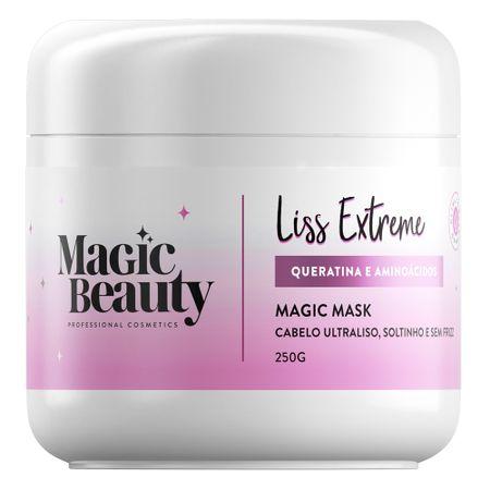 Magic Beauty Liss Extreme - Máscara Capilar - 250g