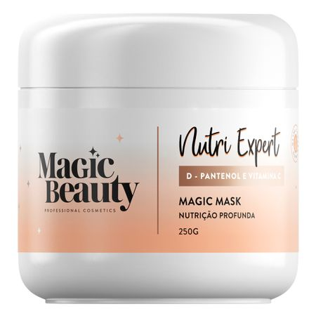Magic Beauty Nutri Expert - Máscara Capilar - 250g