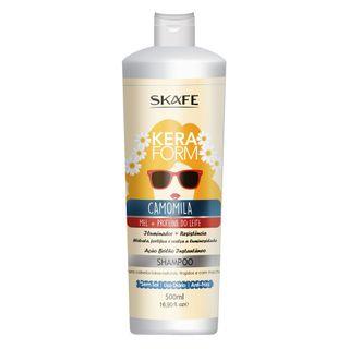 Shampoo-Keraform-Camomila-Skafe-
