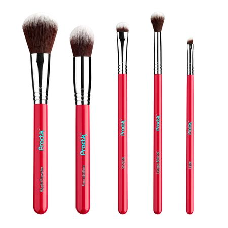 Kit de Pincéis Practk - All-Star Brush - Kit