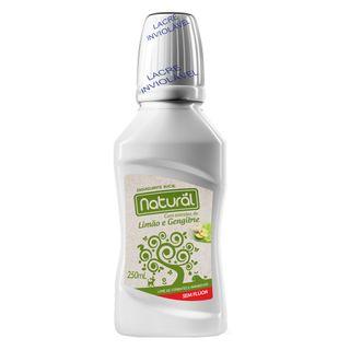 Enxaguante-Bucal-Organico-Natural---Suavetex-Limao-e-Gengibre-