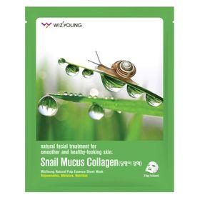 Mascara-Facial-Sisi-Cosmeticos---Wizyoung-Snail-Mucus-Collagen-