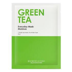 Mascara-Facial-Sisi-Cosmeticos---Boom-De-Ah-Dah-Everyd-Mask-Green-Tea-