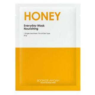 Mascara-Facial-Sisi-Cosmeticos---Boom-De-Ah-Dah-Everyday-Mask-Honey-