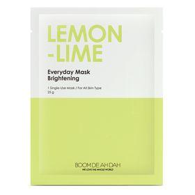 Mascara-Facial-Sisi-Cosmeticos---Boom-De-Ah-Dah-Everyd-Mask-Lemonlime
