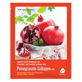 Mascara-Facial-Sisi-Cosmeticos---Wizyoung-Pomegranate-Collagen