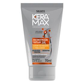 skafe-keramax-reconstrucao-capilar-3r-serum-reparador-e-finalizador