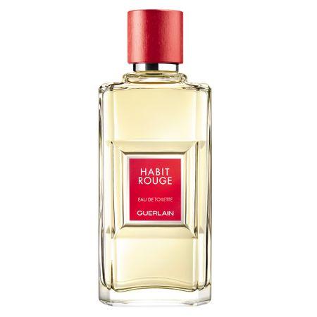 Habit Rouge Guerlain - Perfume Masculino Eau de Toilette - 50ml