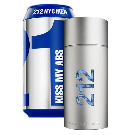212 Men NYC Sport Collector Edition Carolina Herrera - Perfume Masculino Eau de...