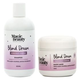 Kit-Blond-Dream-Magic-Beauty---Shampoo---Mascara