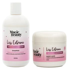 Kit-Liss-Extremesh-Magic-Beauty---Shampoo---Mascara