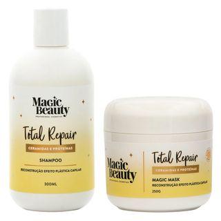 Kit-Total-Repair-Magic-Beauty---Shampoo---Mascara