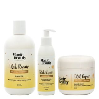 Kit-Total-Repair-Magic-Beauty---Shampoo---Condicionador---Leave-in-