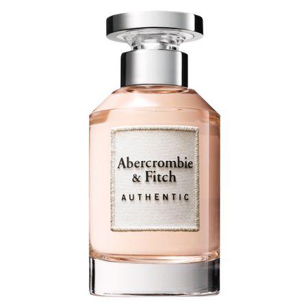 Authentic Woman Abercrombie & Fitch Perfume Feminino - Eau de Parfum - 100ml
