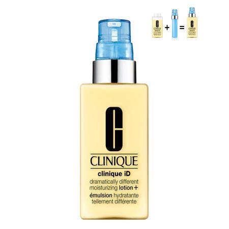 Clinique ID: Hidratante em Loção + Booster Concentrado para Poros e Textura...