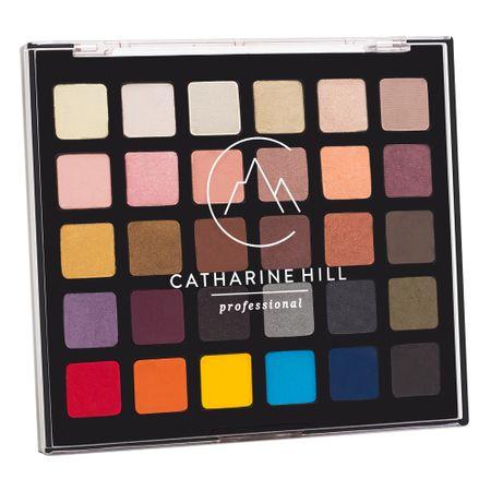 Paleta de Sombras 30 Cores  - Catharine Hill - 1 Un