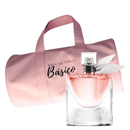 La Vie Est Belle Lancôme - Perfume Feminino EDP 50ml + Mala Época - 50ml
