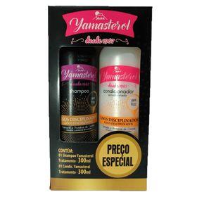 Kit-Yamasterol-Liso-Disciplinado-Yama---Shampoo---Condicionador-