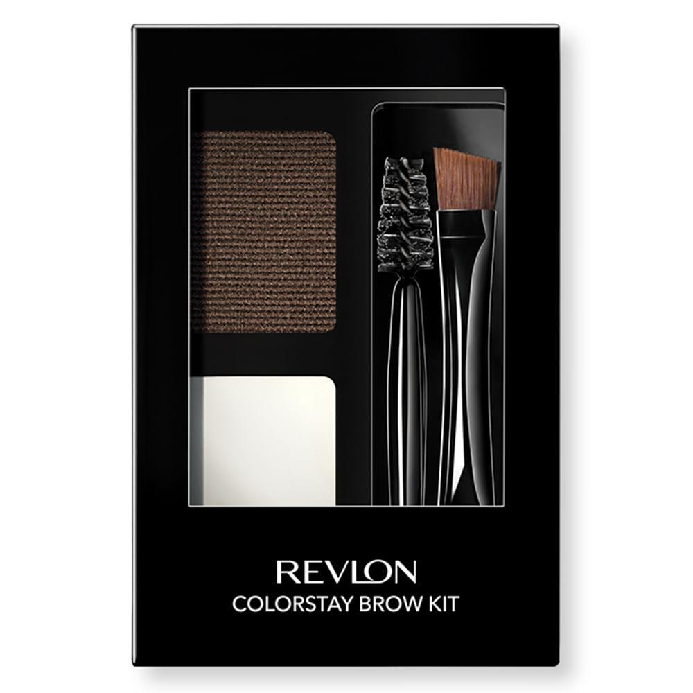 Paleta para Sobrancelhas Revlon - ColorStay Brow Kit