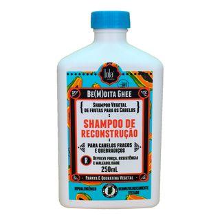Lola-Cosmetics-Be-m-dita-Ghee-Papaya-e-Queratina-Vegetal---Shampoo-de-Reconstrucao