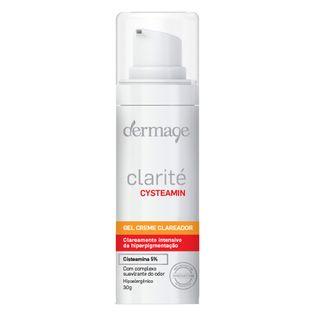gel-creme-clareador-dermage-clarite-cysteamin