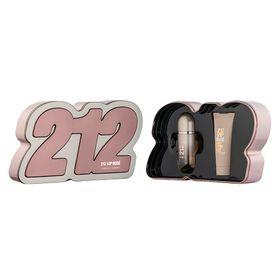 Kit-212-Vip-Rose-Eau-de-Parfum-Carolina-Herrera---Perfume-Feminino-80ml---Locao-Corporal