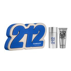 Kit-212-Men-NYC-Eau-de-Toilette-Carolina-Herrera---Perfume-Masculino-100ml---Gel-de-Banho-
