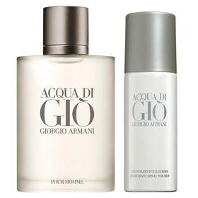 Kit-Giorgio-Armani---Acqua-Di-Gio-Homme-Eau-de-Toilette-100ml---Desodorante-