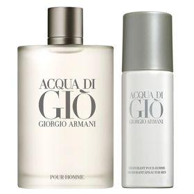 Kit-Giorgio-Armani---Acqua-Di-Gio-Homme-Eau-de-Toilette-200ml---Desodorant