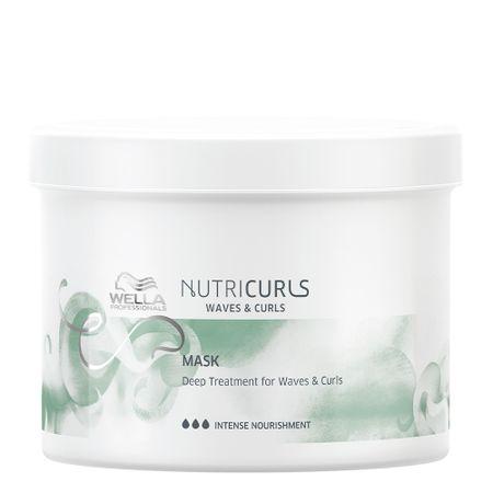 Wella Professionals NutriCurls - Máscara de Nutrição - 500ml