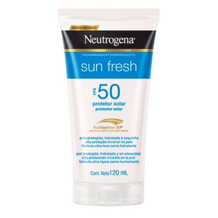 Protetor Solar Neutrogena Sun Fresh FPS50 - 120ml
