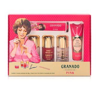 Kit-Unhas-Perfeitas-Pink-Granado