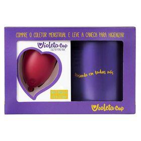 kit-violeta-cup-coletor-tipo-a-vermelho-caneca-higienizador