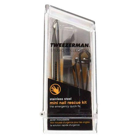 Mini Nail Rescue Kit Tweezerman - Mini Kit Manicure - nenhuma