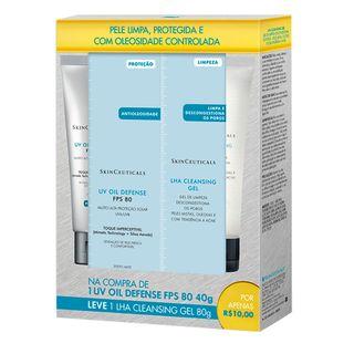 skinceuticals-uv-oil-lha-cleansing-kit-protetor-solar-gel-de-limpeza