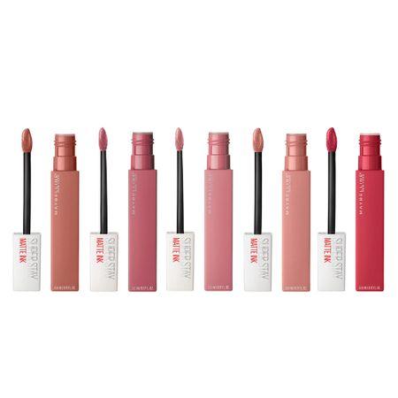 Maybelline Super Stay Matte Ink Kit - 5 Batons Líquidos - Kit