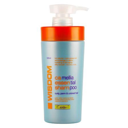 N.P.P.E. Chihtsai Wisdom Camellia Essential Shampoo - 535ml