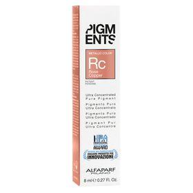 Kit-Pigmento-Alfaparf-Pigments-Pure-Pigment-Rose-Copper-6x8ml