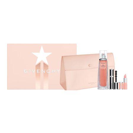 Givenchy  Live Irrésistible Kit Perfume feminino EDP + Batom + Rímel +...