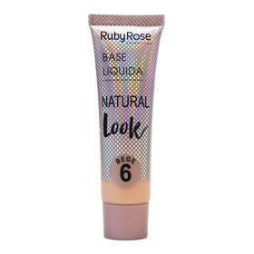 base-liquida-natural-look-bege-ruby-rose