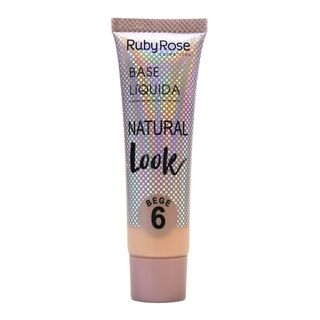 base-liquida-natural-look-bege-ruby-rose